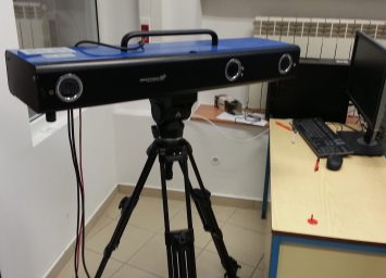 Skaner 3D Smarttech