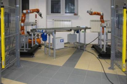 Roboty Kuka